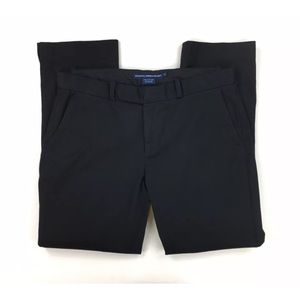 Ralph Lauren Sport Womens 12 Black Chinos Pants